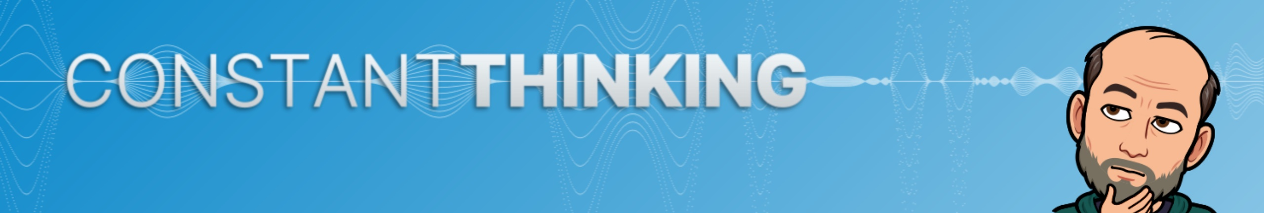 Constant Thinking | Technology Thoughts for the Quality Geek | by Constantin Gonzalez